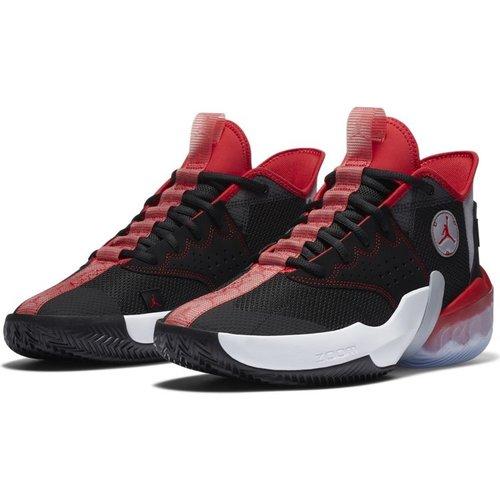 Jordan Basketball Jordan React Elevation Bred