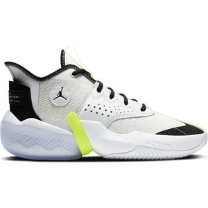 Jordan Basketball Jordan React Elevation Wit Volt