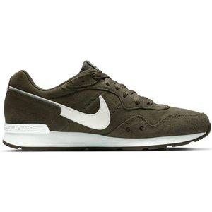 Nike Nike Venture Runner Suede Vert Blanc
