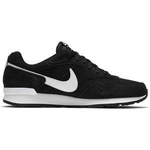 Nike Nike Venture Runner Wildleder Schwarz Weiß