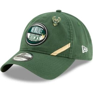 New Era New Era Milwaukee Bucks 9Twenty Adjustable pet