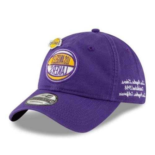 New Era Los Angeles Lakers 9Twenty Pet
