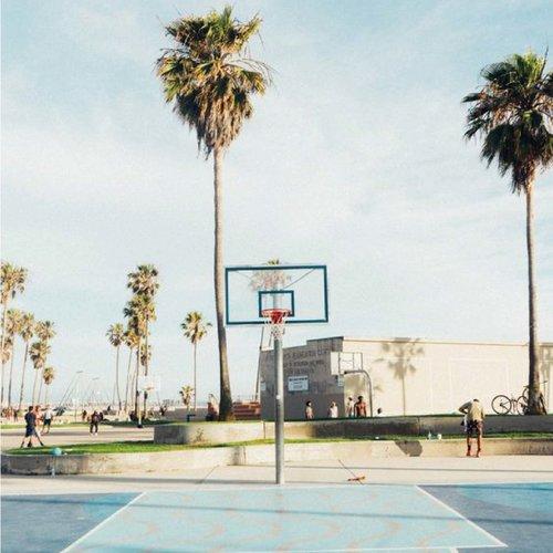 Basketball im Freien