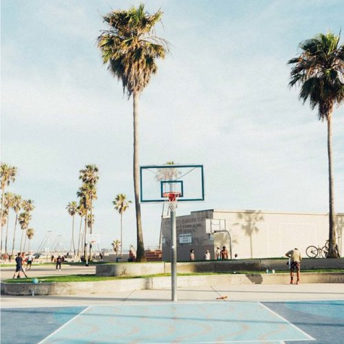 Outdoor Basketbal
