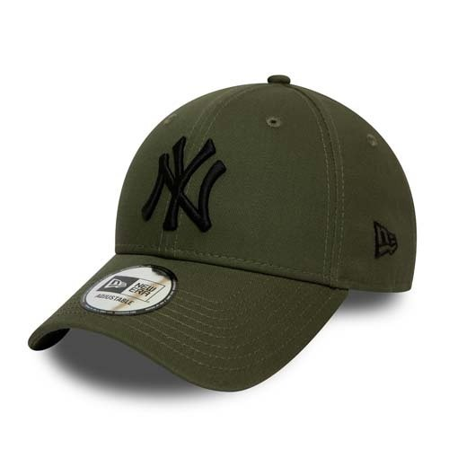 New Era New Era New York Yankees MLB 9Forty Cap Green Navy