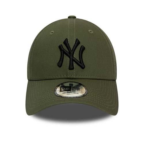 New Era New Era New York Yankees MLB 9Forty Cap Green Navy