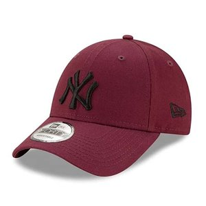 New Era New Era New York Yankees MLB 9Forty Cap Bordeaux Navy
