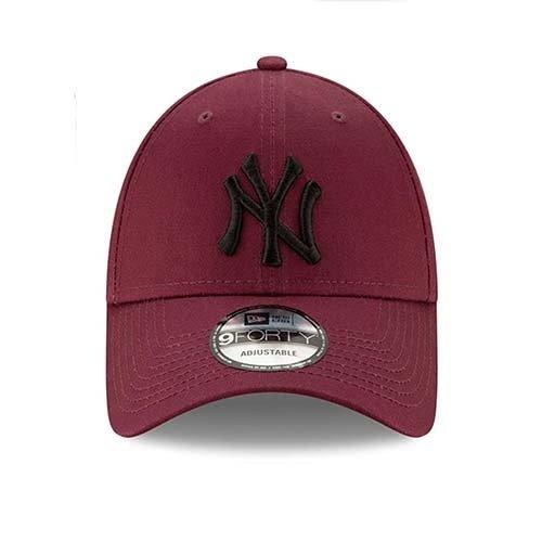 New Era New Era New York Yankees MLB 9Forty Cap Bordeaux Navy