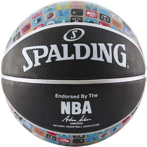 Spalding Spalding NBA Logo Icons Basketball (7)