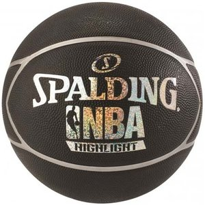 Spalding Spalding NBA Highlight In/Outdoor Basketball (7)
