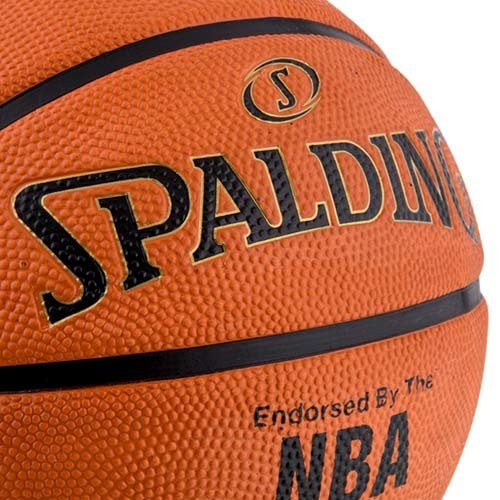 Spalding Spalding NBA Logoman Soft Grip Basketbal (7)