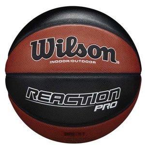 Wilson Basket-ball intérieur / extérieur Wilson Reaction Pro England (6)
