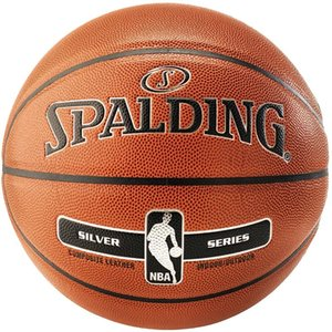 Spalding Spalding NBA Silver In/Outdoor Basketball (7)