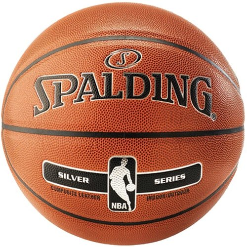Spalding Spalding NBA Silver In/Outdoor Basketbal (7)