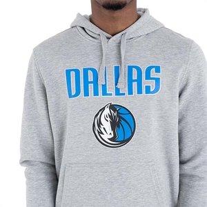 New Era New Era Dallas Mavericks Hoodie Grijs
