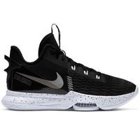 Nike LeBron Witness 5 Zwart Grijs