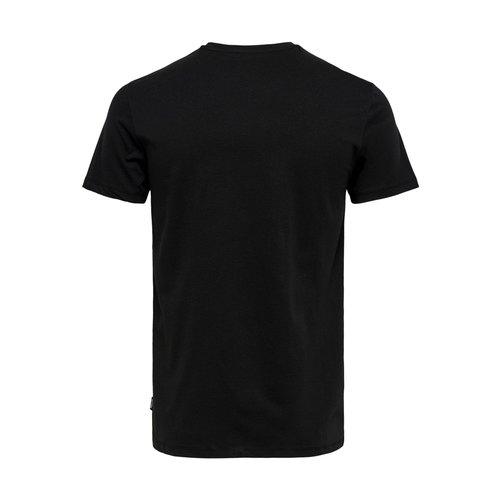 Only & Sons Only & Sons Michael Jordan T-Shirt Zwart