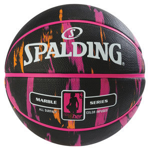 Spalding Spalding NBA Marble 4 Her In/Outdoor Basketbal (7)