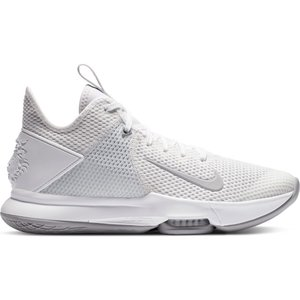 Nike Basketball Nike LeBron Witness IV (Team) Blanc