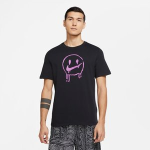Nike Nike Peace, Love, Basketball Shirt Zwart
