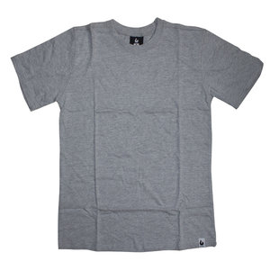 Burned Burned T-shirt Grijs
