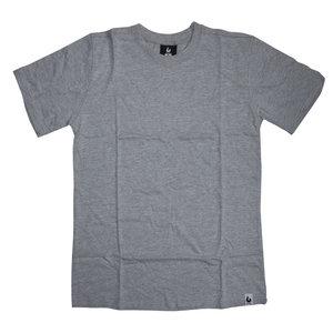 Burned Burned T-shirt Gris