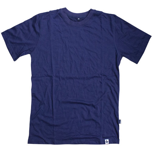 Burned Burned T-shirt Navy