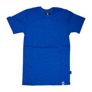 Burned Burned T-shirt Royal Blue