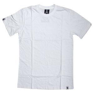 Burned Burned T-shirt Blanc