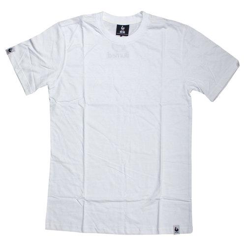 Burned Burned T-shirt White
