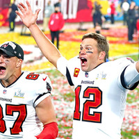 De Tampa Bay Buccaneers winnen Super Bowl LV