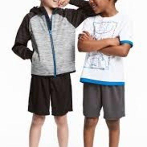 Shorts short for kids