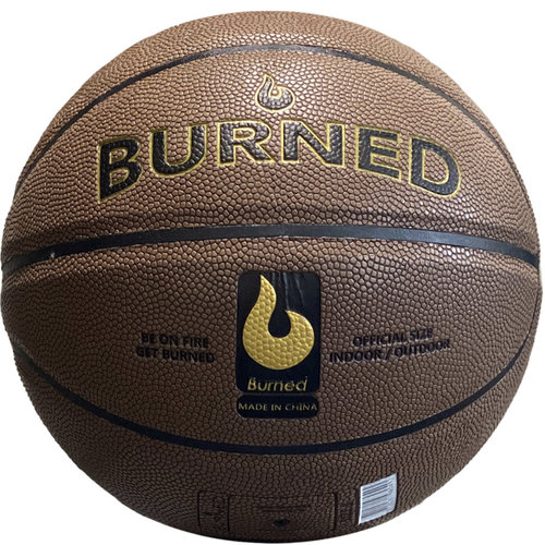 Burned Basketballen