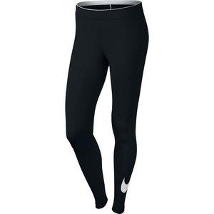 Nike Nike WMNS Club Logo Legging Zwart
