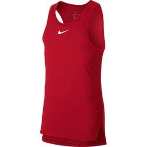Nike Basketball Nike Elite Breathe Basketball Jersey Rood