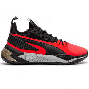 Puma Basketball Puma Uproar Core Low Rouge Noir