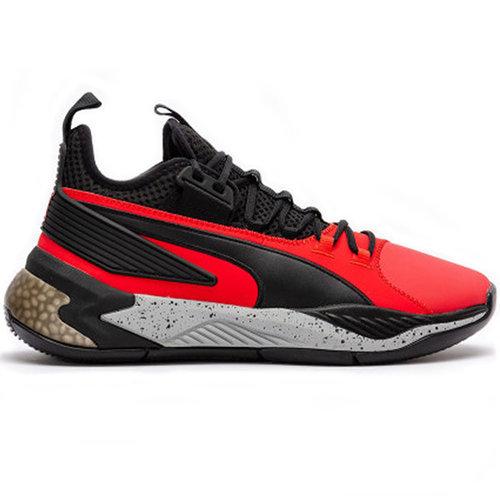Puma Basketball Puma Uproar Core Low Black Red