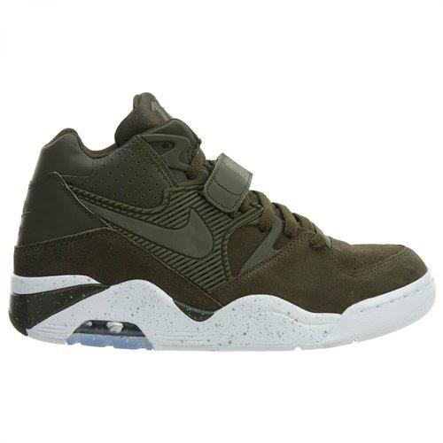 Nike Nike Air Force 180 Groen Wit