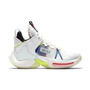 Jordan Basketball Jordan Why Not Zer0.2 SE Wit Blauw Volt (GS)