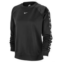 Nike WMNS Crew Logo Top Zwart