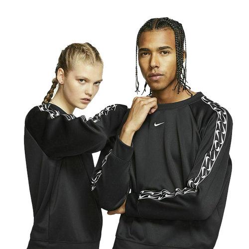 Nike Nike WMNS Crew Logo Top Zwart