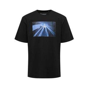 Only & Sons Only & Sons Clockwork Orange T-shirt Black