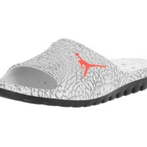 Jordan Jordan Super.Fly Team Slide Grijs Print