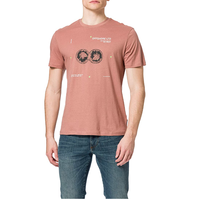 Only & Sons Off Shore LTD T-shirt Pink