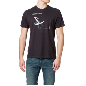 Only & Sons Only & Sons Blue Cargo Off Shore T-shirt Black