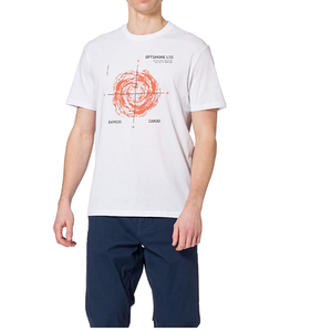 Only & Sons Only & Sons Off Shore LTD T-shirt White