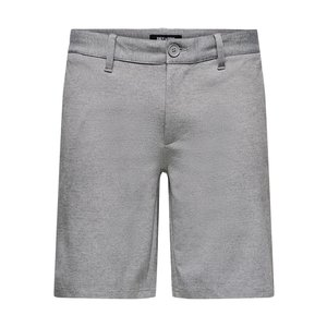 Only & Sons Only & Sons Mark Shorts Grijs