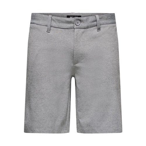 Only & Sons Only & Sons Mark Shorts Grau