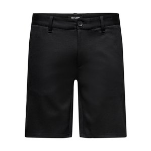 Only & Sons Only & Sons Mark Shorts Zwart