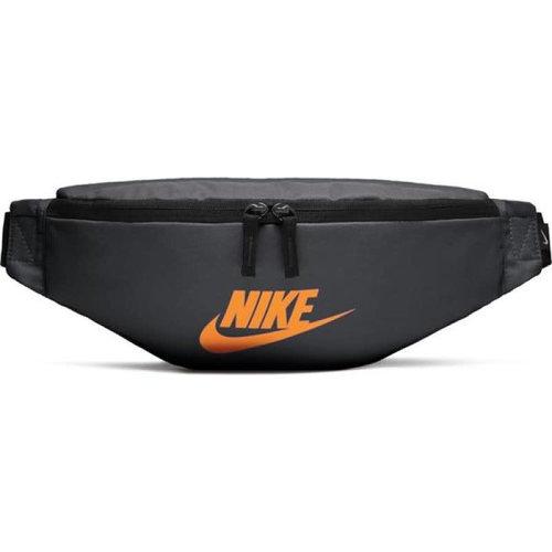 Nike Nike Sportswear Waist Bag Grau Orange